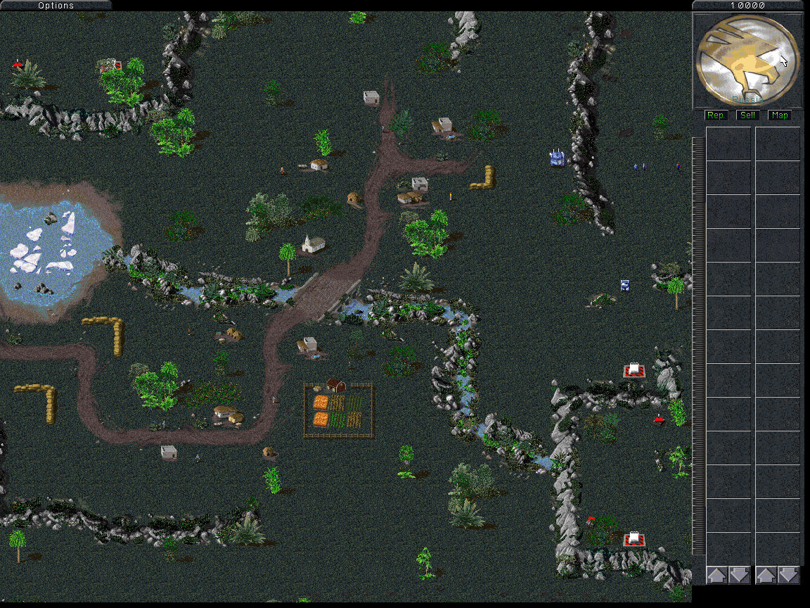 Jungle tileset - Page 3 - Modding Discussion - CnCNet