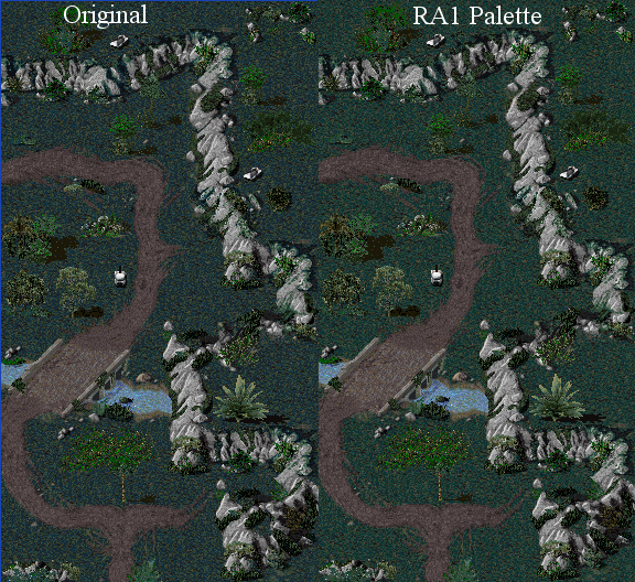 Jungle tileset - Modding Discussion - CnCNet Community Forums
