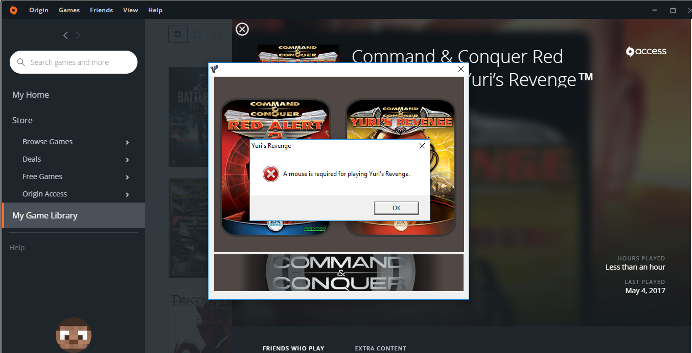 how to install red alert 3 on windows 10