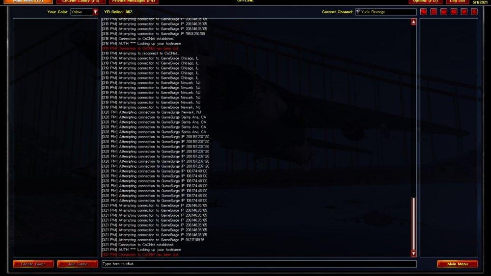 Connection lost error.JPG